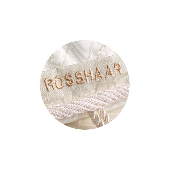 Wittmann Rosshaar Matratzenauflage - Selig Wohndesign