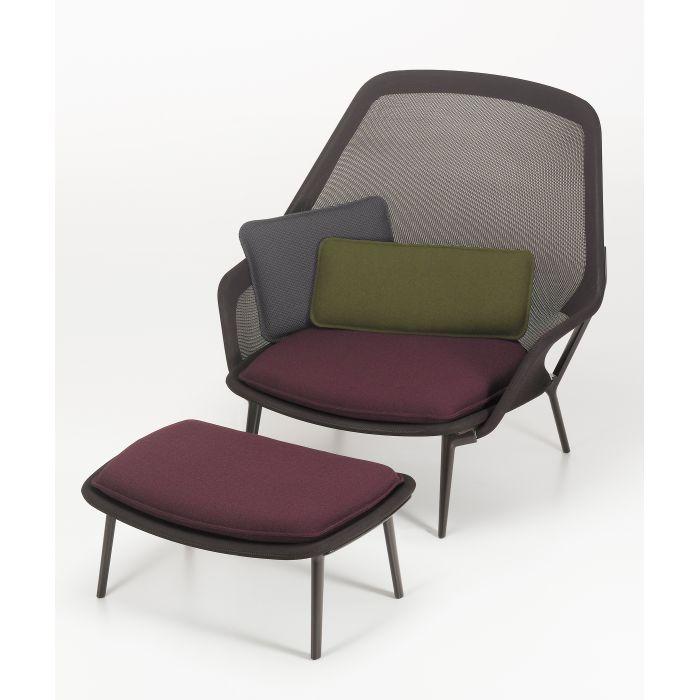 Vitra slow chair selig wohndesign for Vitra design sessel