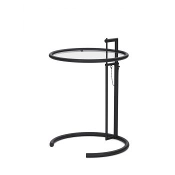 Adjustable Table E 1027 black
