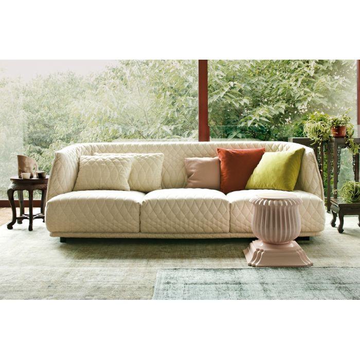 Moroso redondo sofa selig wohndesign for Sofas redondos