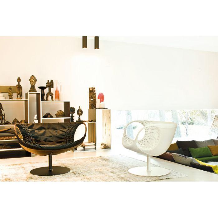 moroso smock sessel selig wohndesign. Black Bedroom Furniture Sets. Home Design Ideas