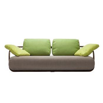 Bugholz-Sofa