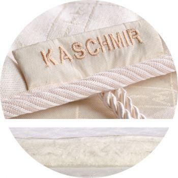 Kaschmir Matratzenauflage