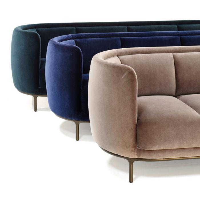 Wittmann vuelta sofa selig wohndesign for Wohndesign walter