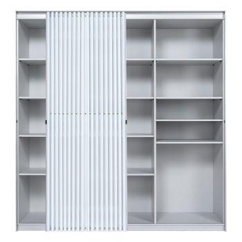 Faltvorhang-Schrank 440