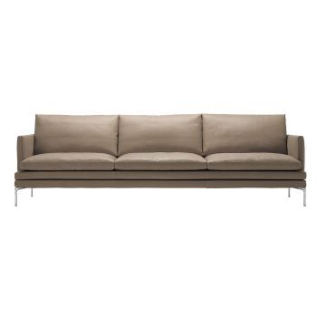 William Sofa Leder